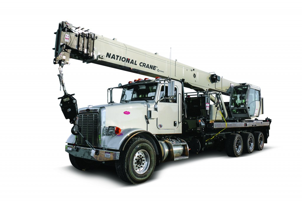 Manitowoc Company, Inc - NBT45-1 Truck Mounted Cranes