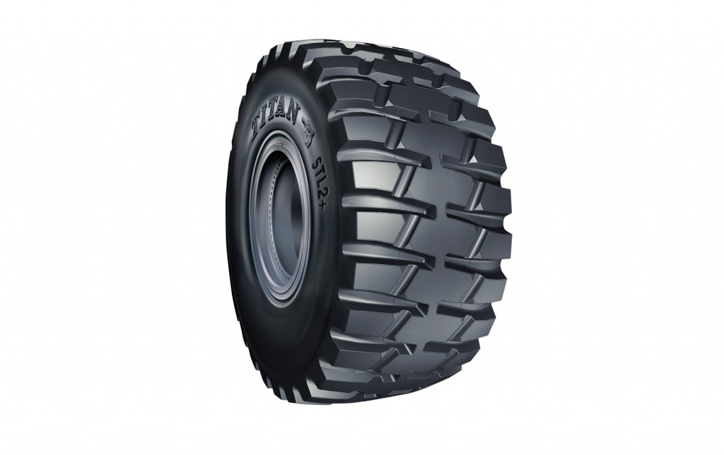 New earthmoving tires get debut at CONEXPO