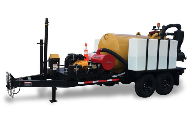 Vac-Tron Equipment LLC - CV GT Vacuum Excavators