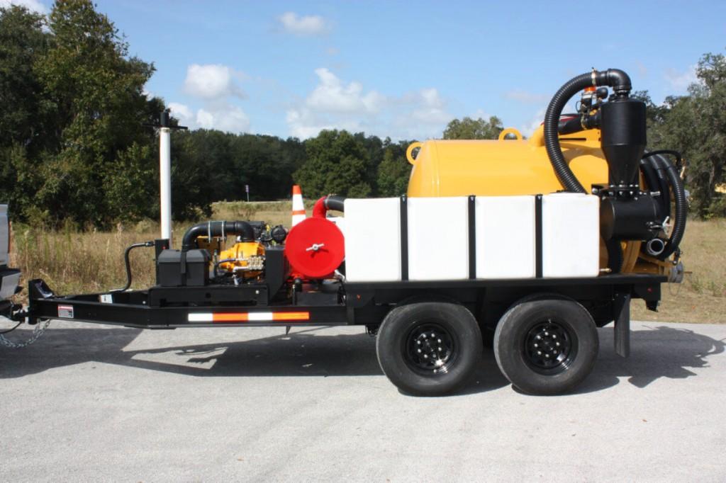 Vac-Tron Equipment LLC - CV SGT High CFM Vacuum Excavators