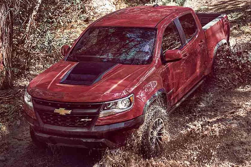 Chevrolet - Chevrolet Colorado ZR2 Pickup Trucks