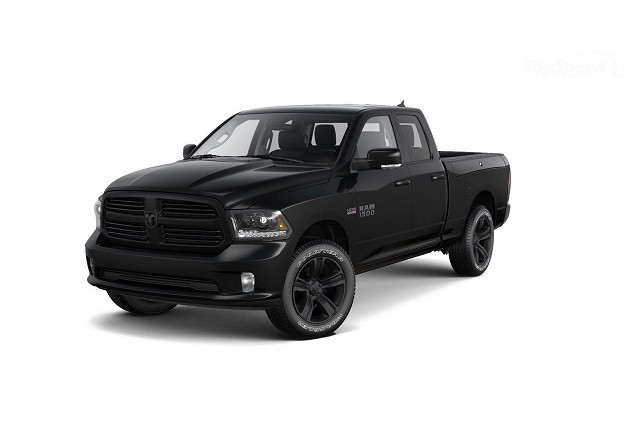 Ram Trucks - Ram 1500 Sport Pickup Trucks