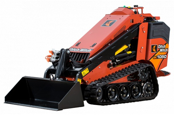 Ditch Witch - SK1050 Mini Skid-Steer Loaders