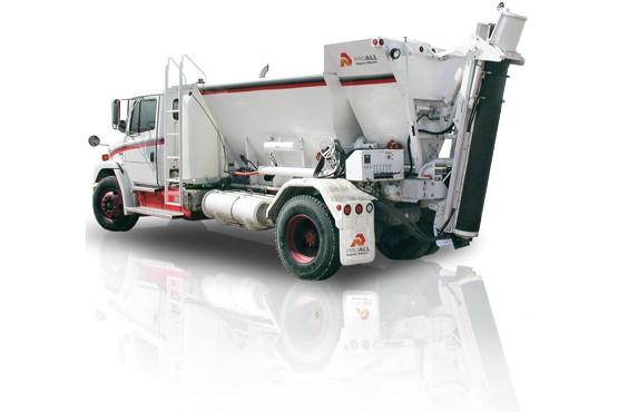 ProAll International Manufacturing Inc. - P35 Concrete Mixer Trucks