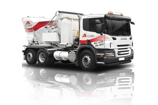 ProAll International Manufacturing Inc. - P50 Concrete Mixer Trucks
