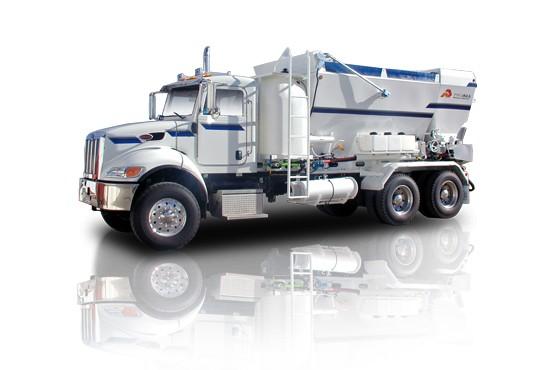ProAll International Manufacturing Inc. - P85 Concrete Mixer Trucks