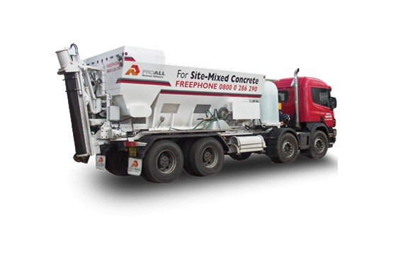 ProAll International Manufacturing Inc. - P95 Concrete Mixer Trucks
