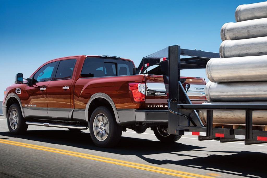 Nissan - Titan XD Pickup Trucks
