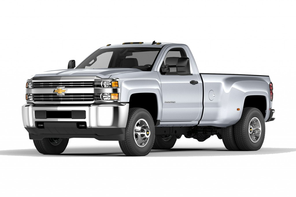 Chevrolet - 2017 Silverado 3500HD Pickup Trucks
