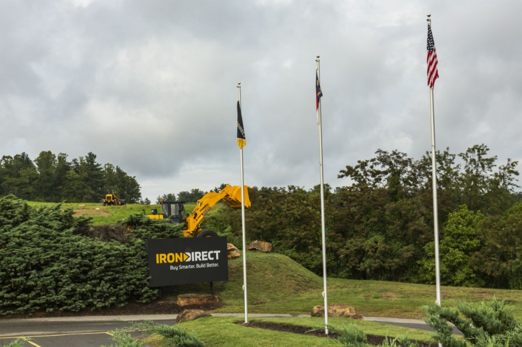 IronDirect Announces the Grand Opening of its 100-acre Customer Experience Center