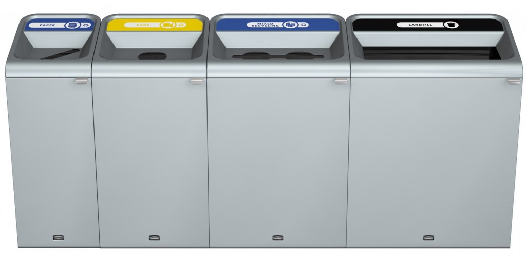 Rubbermaid's Configure system includes new features such as magnetic connections and an easy access front door prioritize ease of use and maintenance while ensuring compliance with industry standards and legislation.