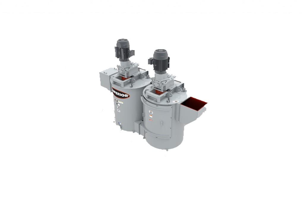 Superior Industries Inc. - Attrition Mill Sand & Aggregates Washing plants