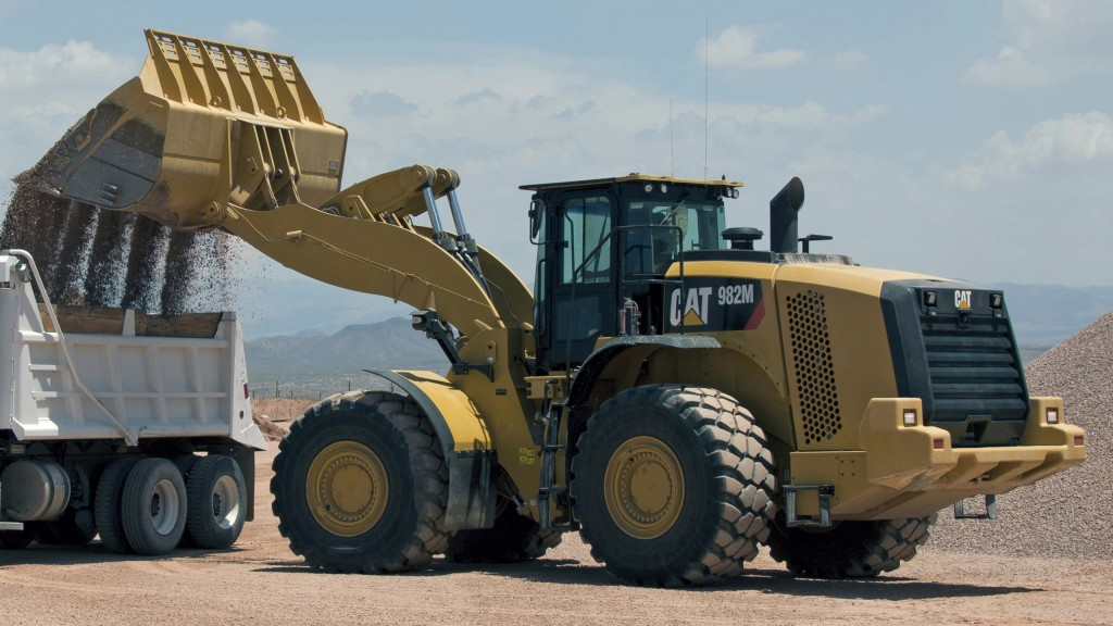 New machines and technology the focus for Cat at CONEXPO-CON/AGG 2017