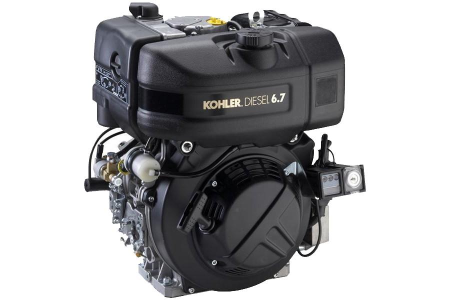 Kohler Power Systems - KD350 Diesel Engines