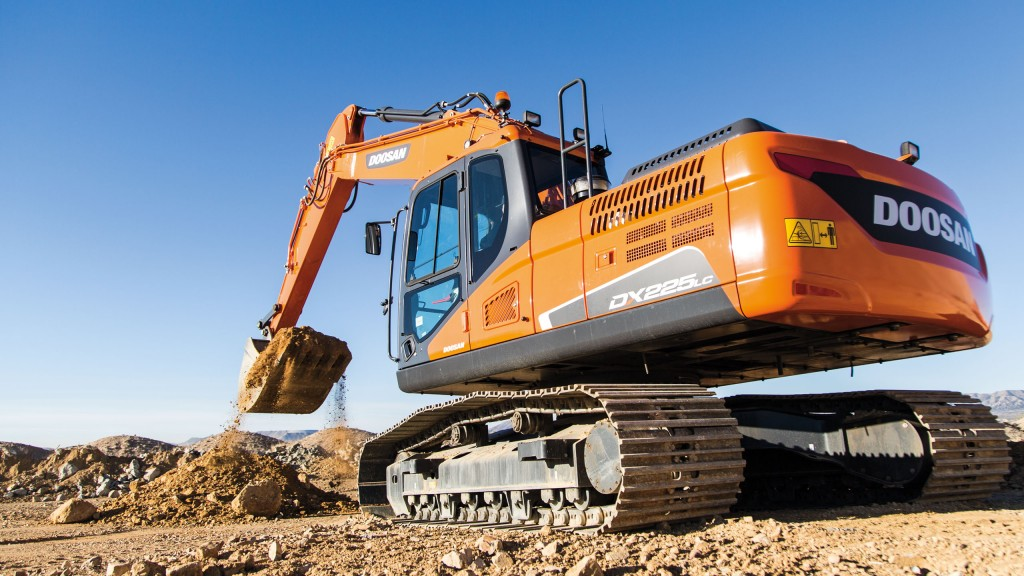 Wide range of Doosan products to be displayed at CONEXPO-CON/AGG