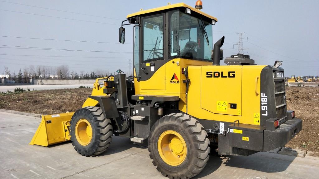 SDLG to debut compact wheel loader at CONEXPO