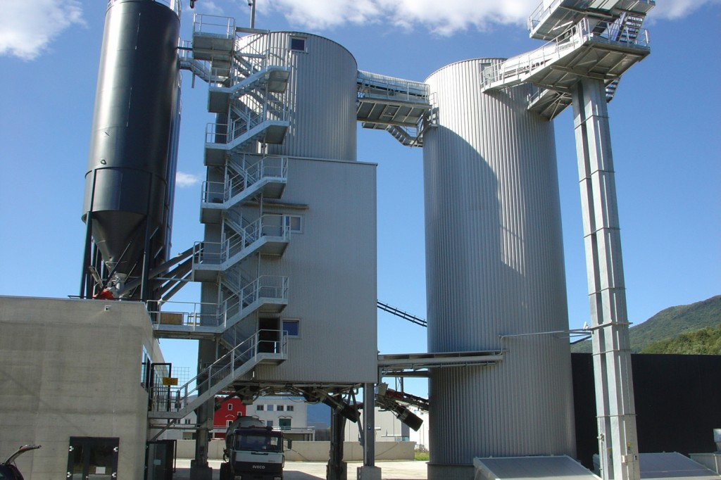 SBM Mineral Processing - Towermix® Concrete Mixing Plant