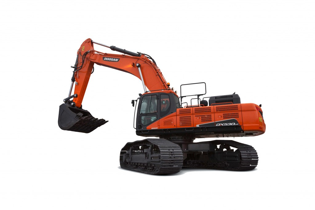 Doosan Infracore North America LLC - DX530LC-5 Excavators