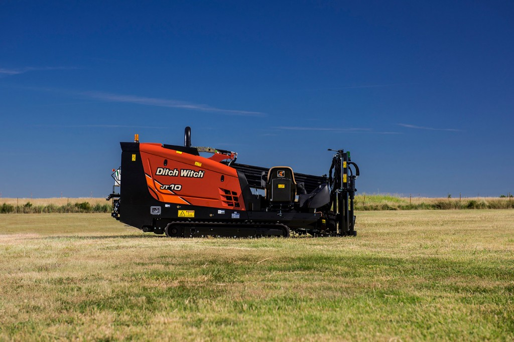 Ditch Witch - JT10 Horizontal Directional Drills