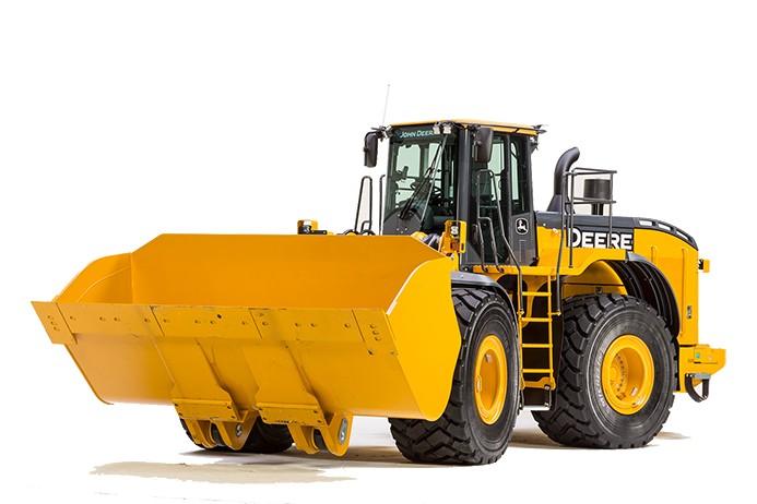 John Deere Construction & Forestry - 844K-III Wheel Loaders
