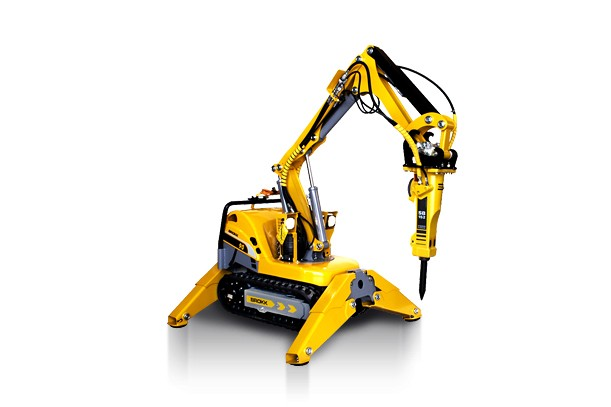 Brokk USA - Brokk 90 Demolition Robots