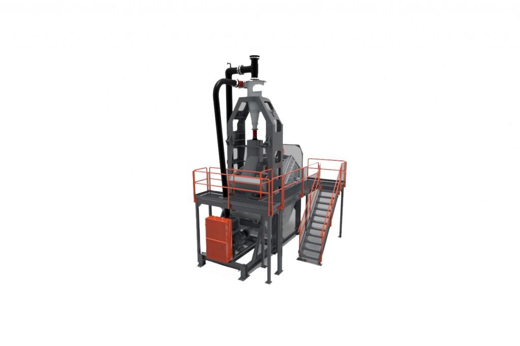 Superior Industries Inc. - Spirit™ Sand & Aggregates Washing plants