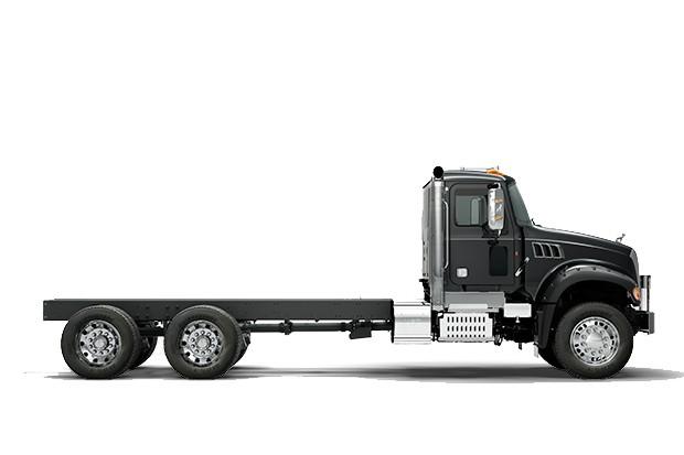 Mack Trucks - Mack® Granite® Vocational Trucks