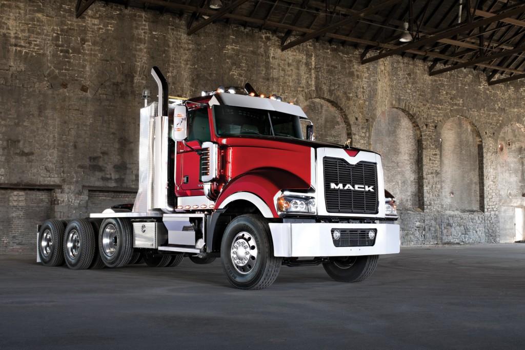 Mack Trucks - Titan Series Vocational Trucks