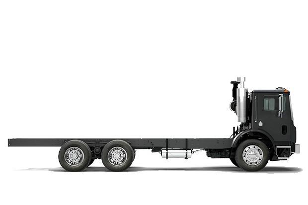 Mack Trucks - TerraPro™ Cabover Vocational Trucks
