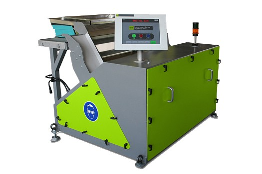 Sesotec - Flake Purifier M Recycling Sorting Systems