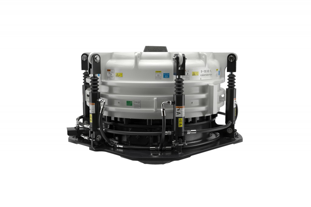 Terex Minerals Processing Systems - Terex® TC Series Stationary Cone Crushers