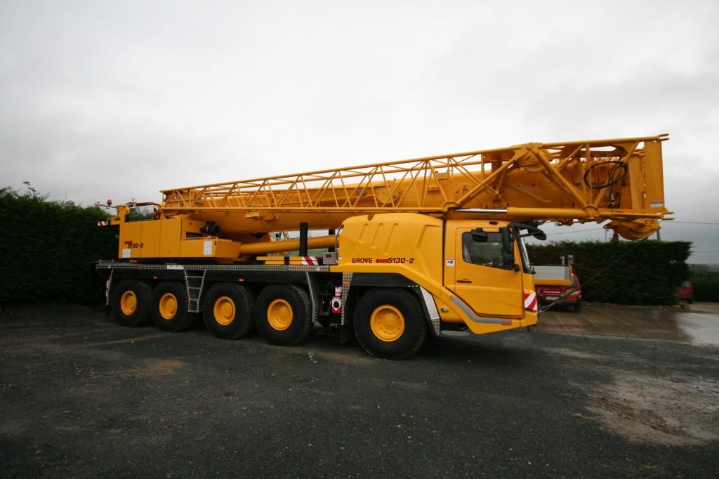 Manitowoc Company, Inc - GMK5130-2 Mobile Cranes