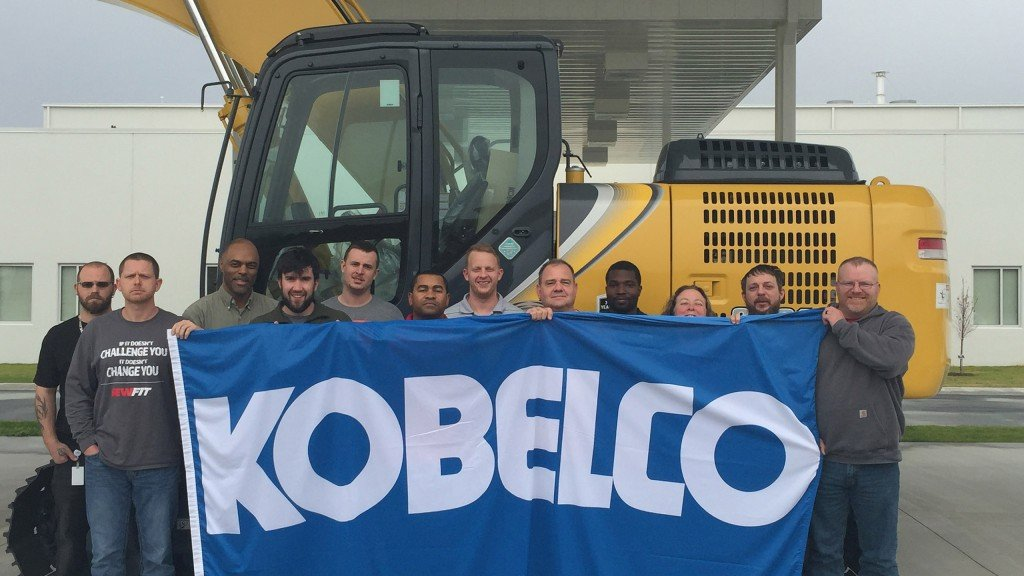 North American market commitment emphasized with new KOBELCO hires