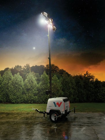 Wacker Neuson introduces light towers that are the perfect fit for any job