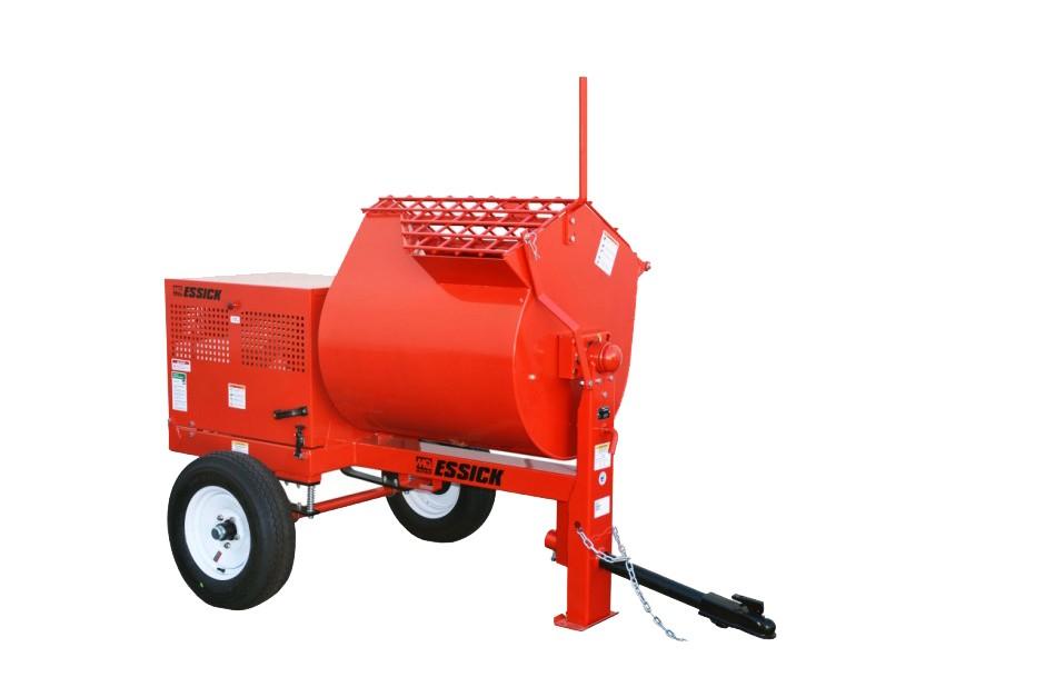 Multiquip Inc. - EM12M Concrete Mixers