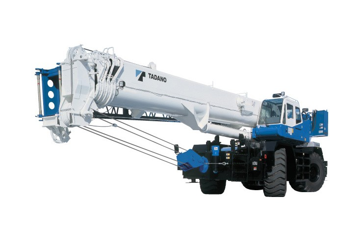 Tadano America Corporation - GR-1000XL Rough Terrain Cranes