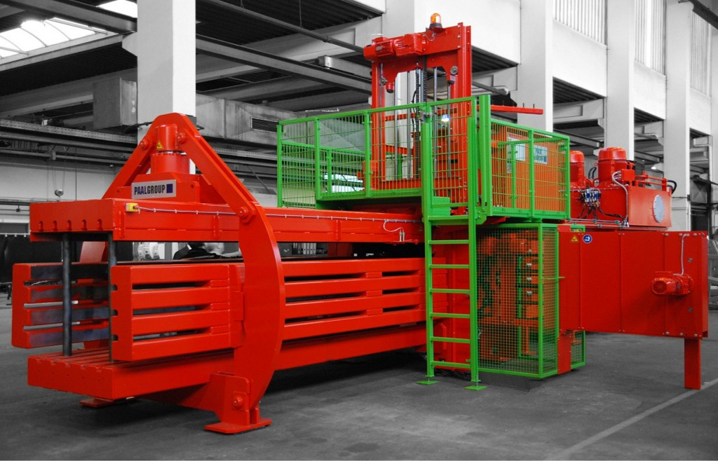BHS named exclusive North American distributor of Kadant PAAL balers