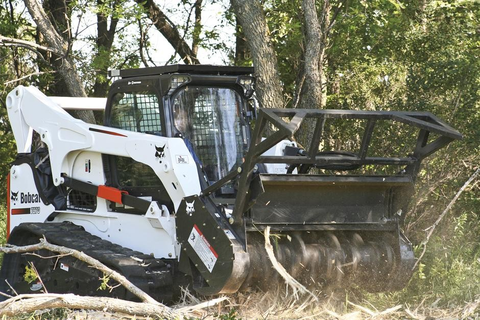 Bobcat Company - Attachments / Forestry Cutter Brush Cutters