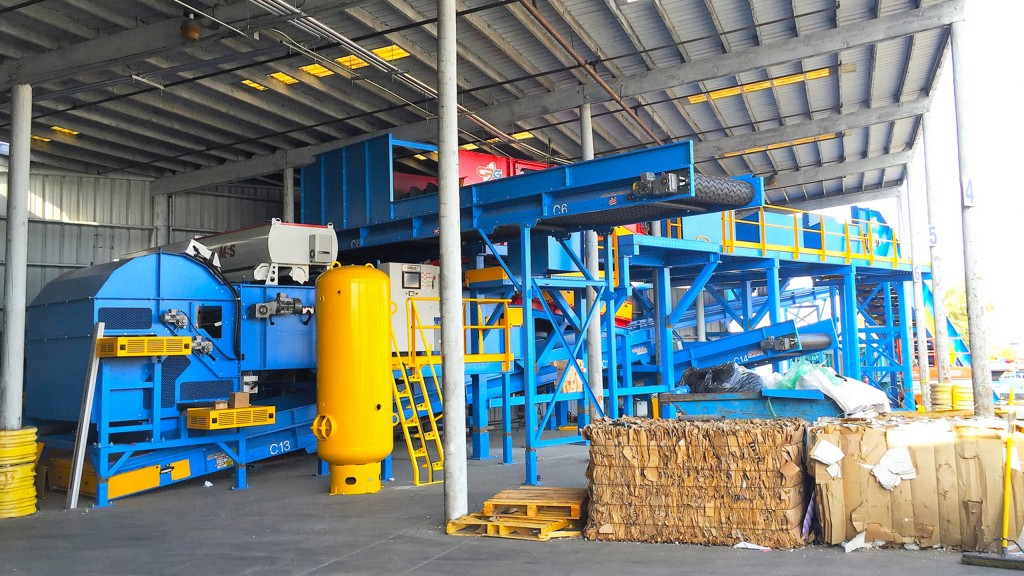 CP Group teams up with RMG on opening of high-tech, high-efficiency 15 TPH single-stream recycling system