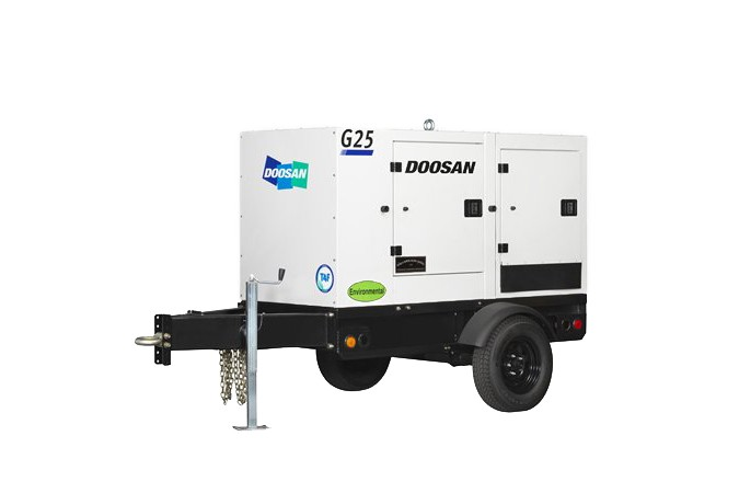 Doosan Portable Power - G25WDO-3A-T4F Generators