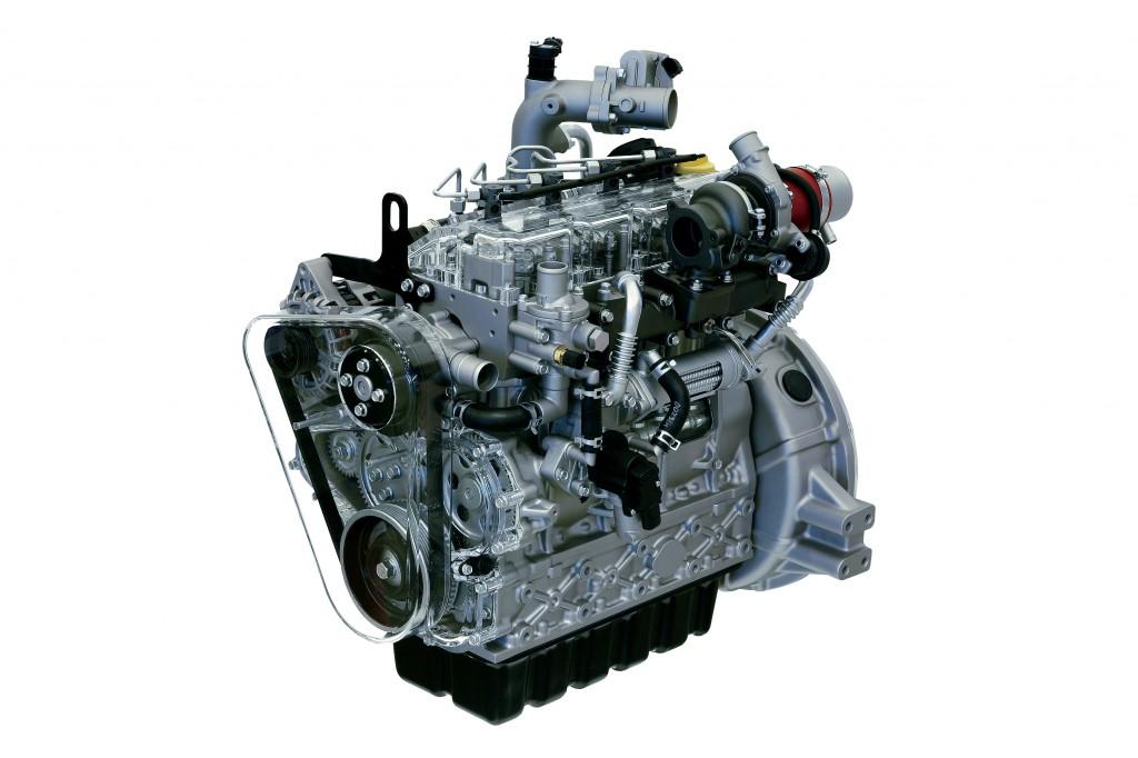 Doosan Infracore Construction Equipment America - D24 Diesel Engines