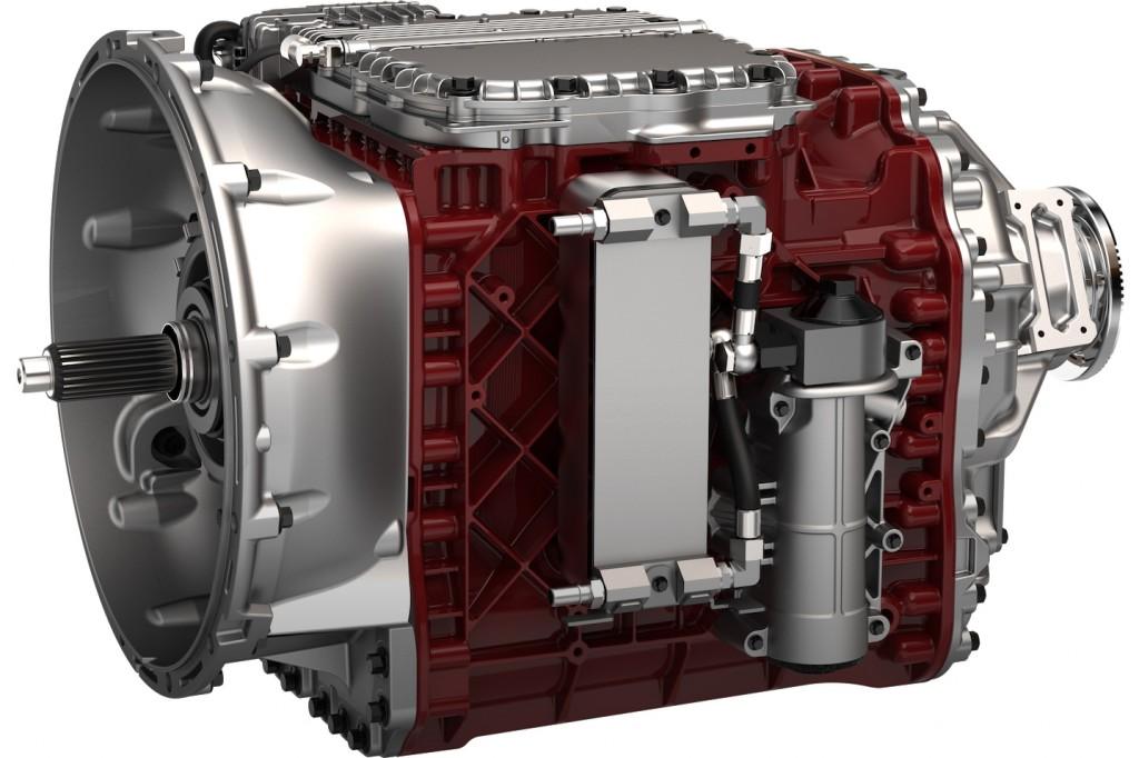 Mack Trucks - mDRIVE® Transmissions