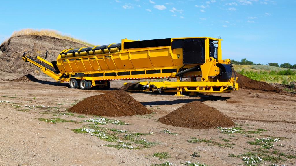 Vermeer set to introduce new grinder at CONEXPO - Recycling