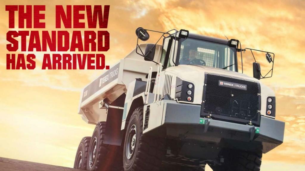 Terex Trucks: The new standard has arrived