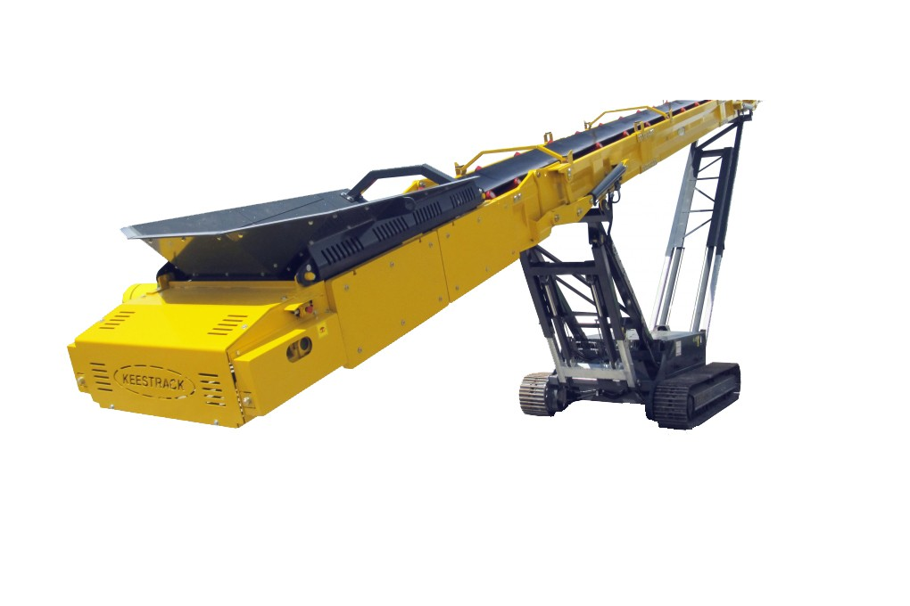 Keestrack - S5 Tracked Stackers