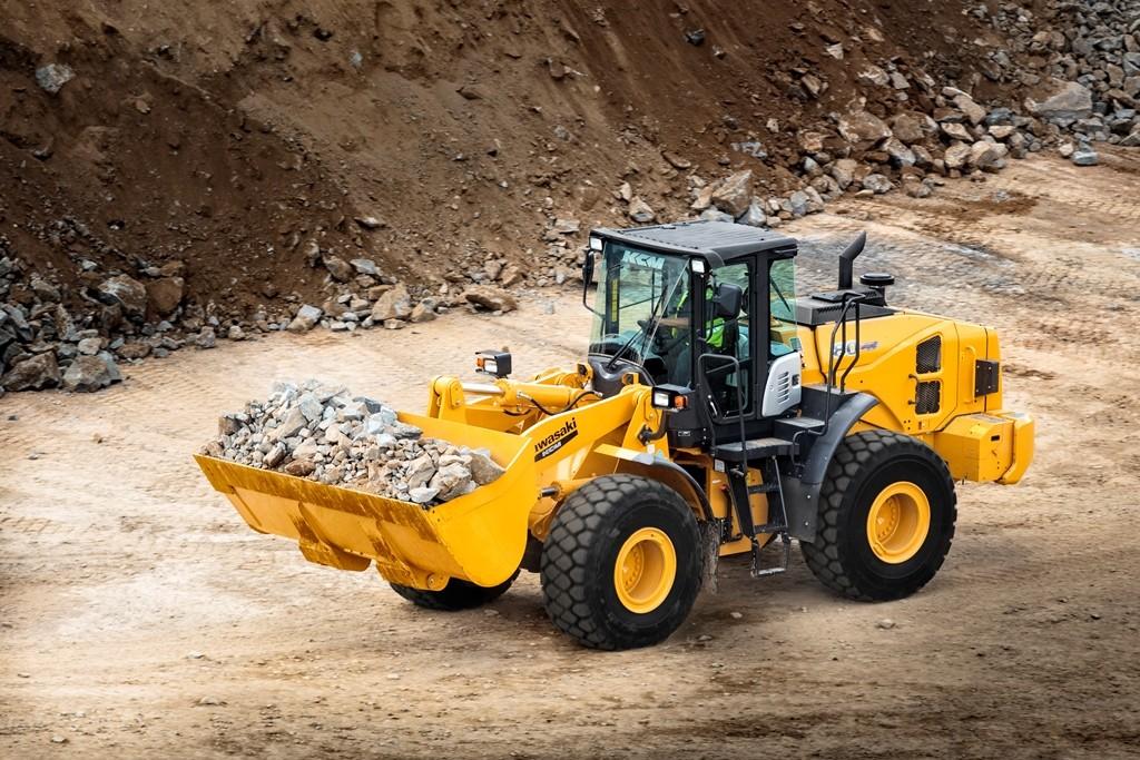 Hitachi Construction Machinery Loaders America Inc. - 80Z7 T4F Wheel Loaders