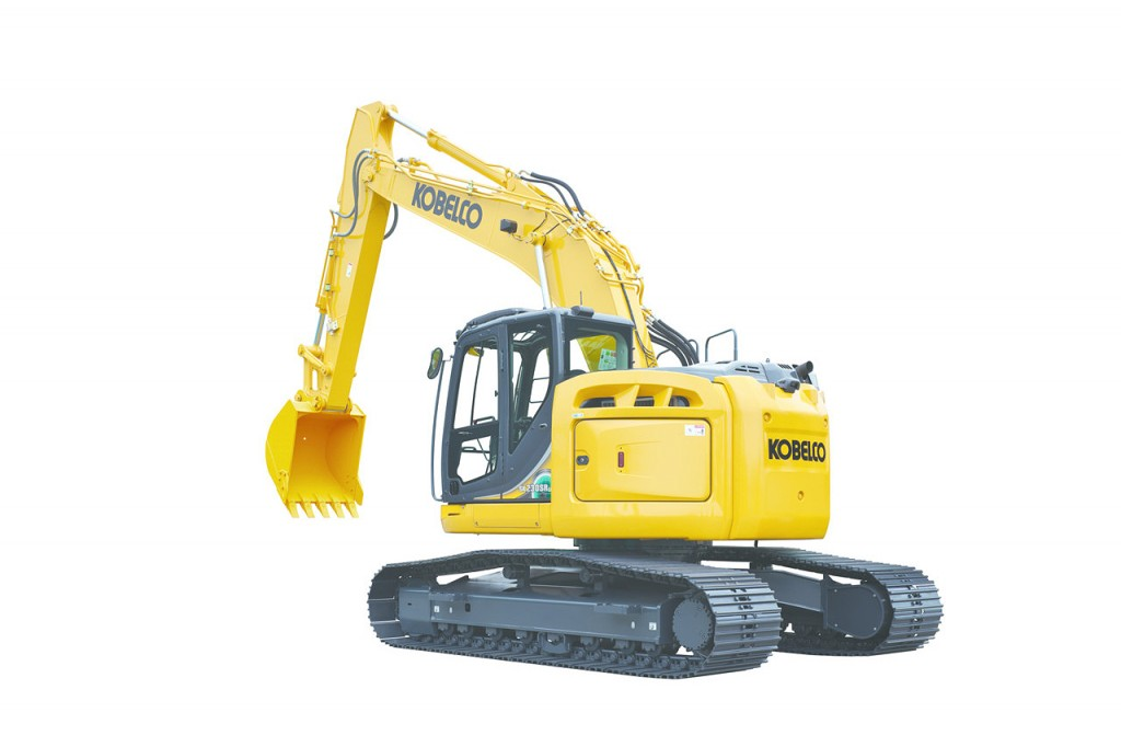 Kobelco Construction Machinery U.S.A Inc. - SK230SRLC-5 Excavators