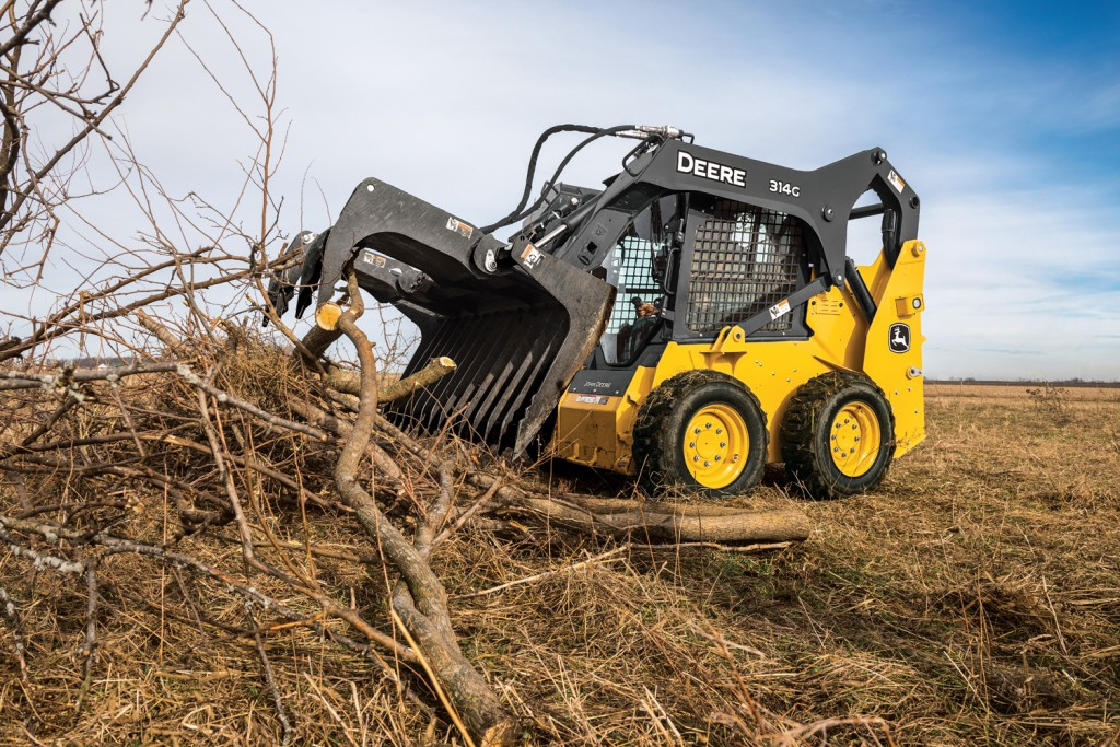 John Deere Construction & Forestry - RR78 Grapples