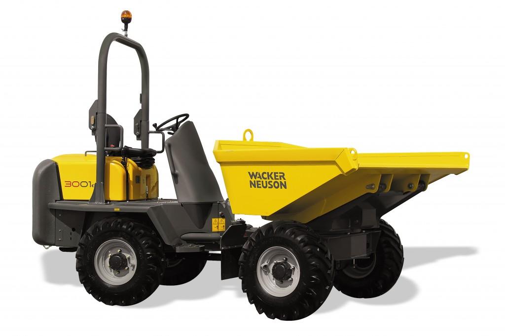 Wacker Neuson USA - 3001 Dumpers
