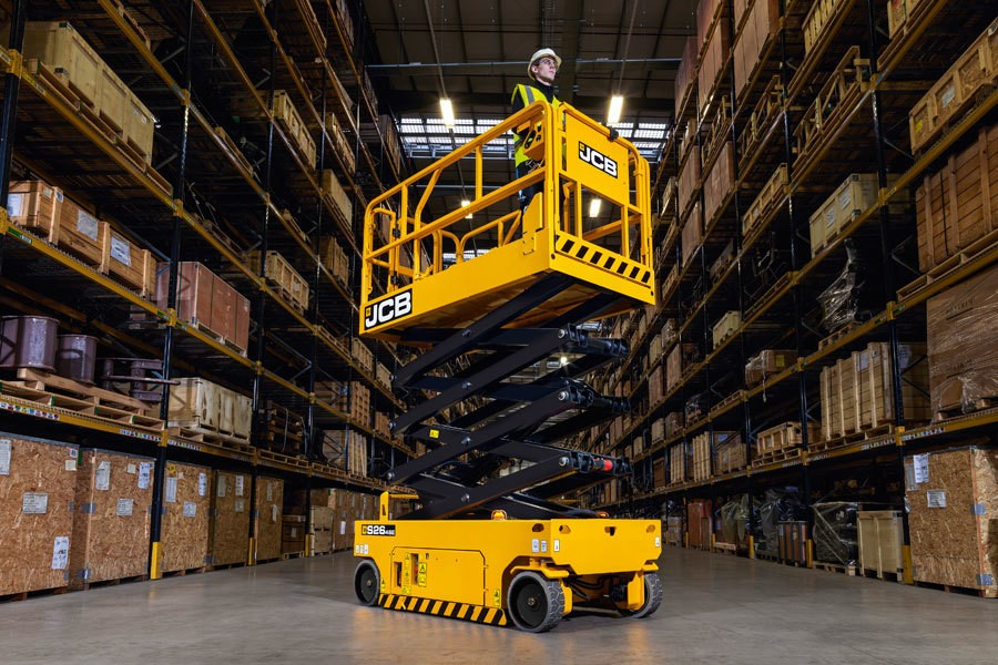 JCB Enters Powered Access Market